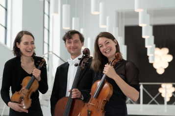 2017: Bell`arco Trio www.bell-arco-trio.de Foto Bell`arco Trio