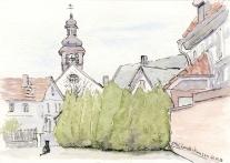Kirche (Eva Wiener)