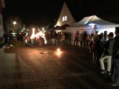 Ilfirt Feuerzunge und Fräulein Kockelfuss Foto: Mirjam Funke