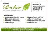 Becker Gärtnerei