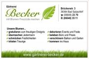 Becker Gärtnerei