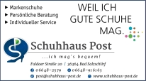 Post Schuhhaus