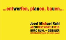 Ruhl Architekt